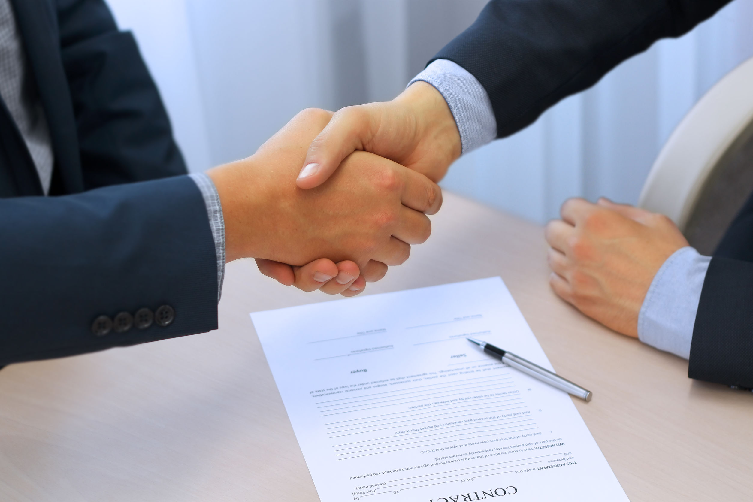 Do I need a written contract in international trade?