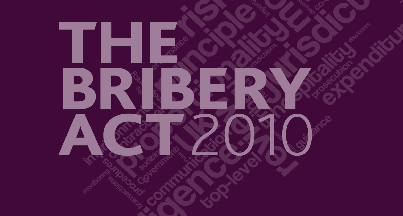 Guidance on Bribery Act 2010