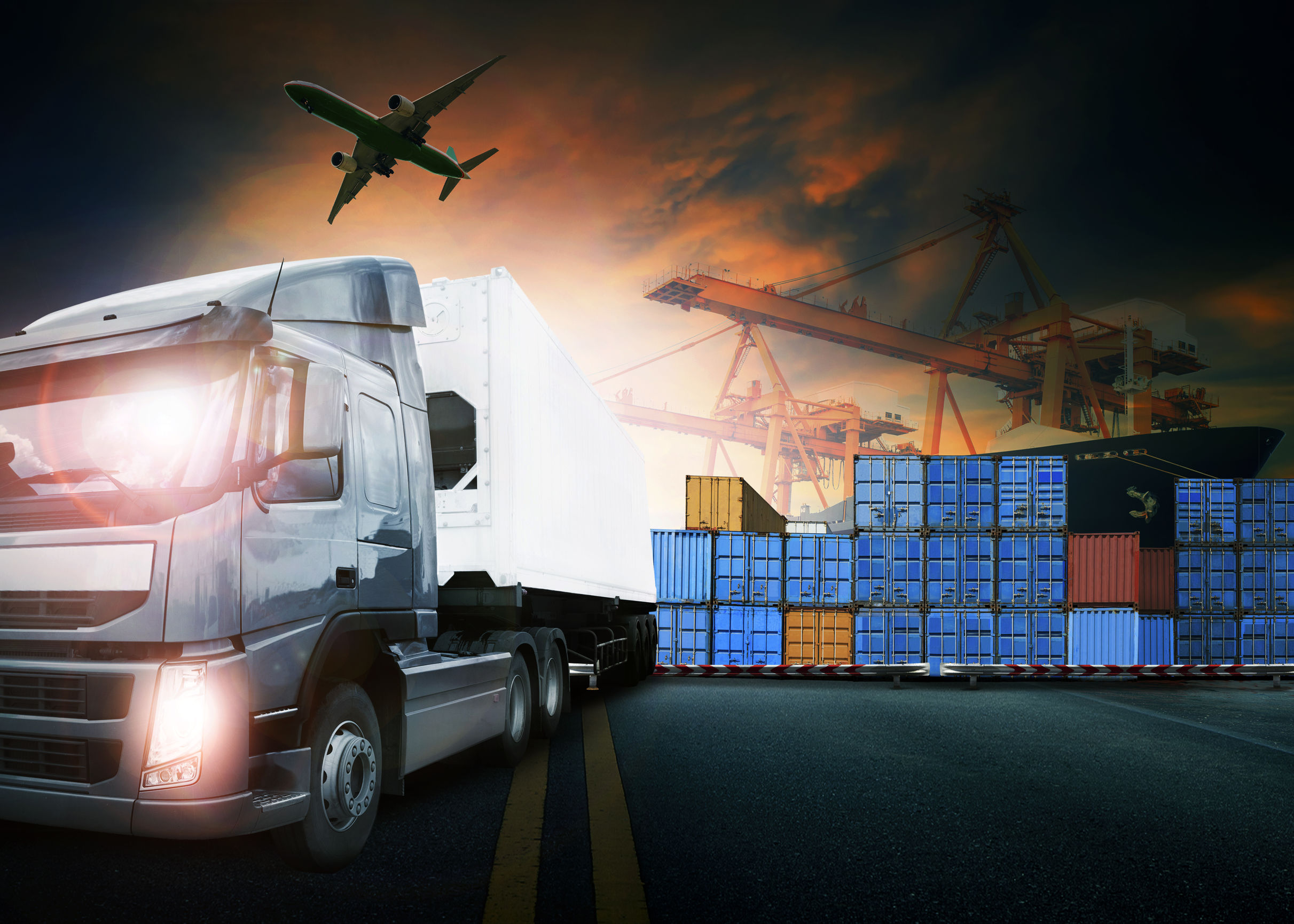 How do I choose how to move goods? What factors influence mode of transportation
