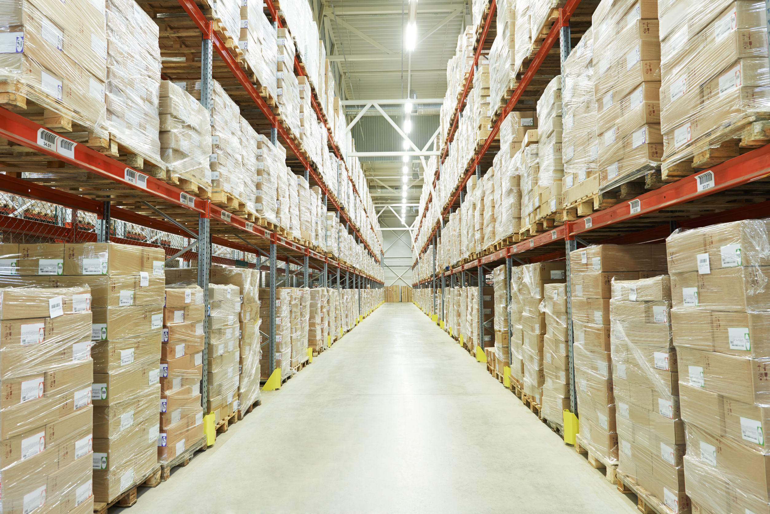 Guide to UK warehousing